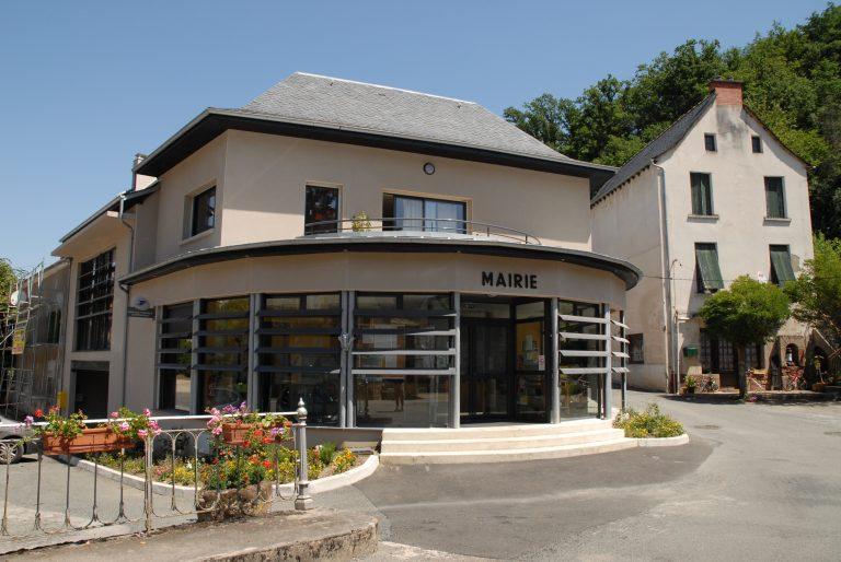 Mairie d'Auzits