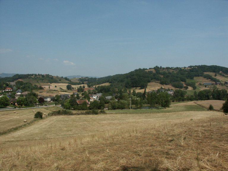 Panoramique de Hautesserre