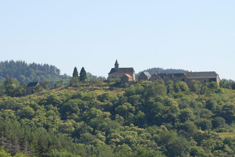 Vue panoramique de Hautesserre