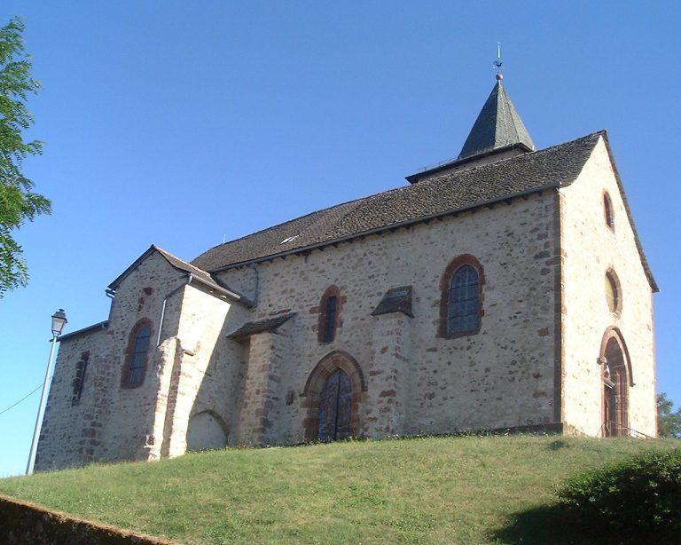 Église d'Auzits